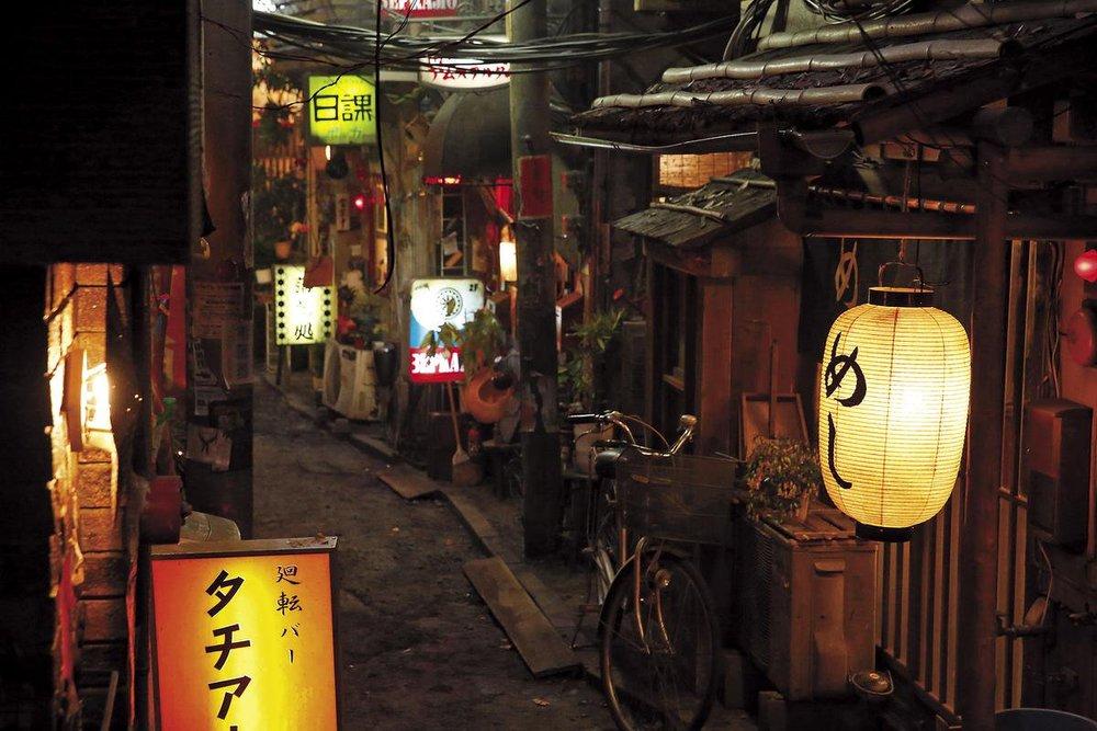 shinya shokudo setting